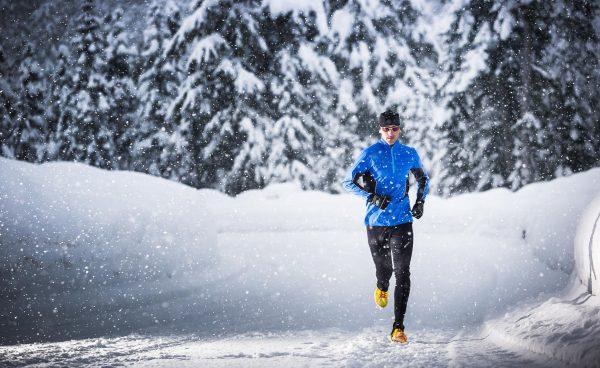 Тренировка в холоде