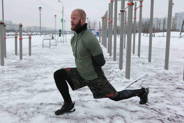Зимняя гимнастика
