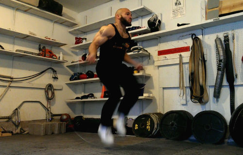 Jump Rope Workout Routine